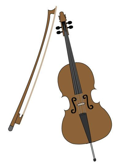 picture royalty free Cello clipart tool. Transparent free for download.