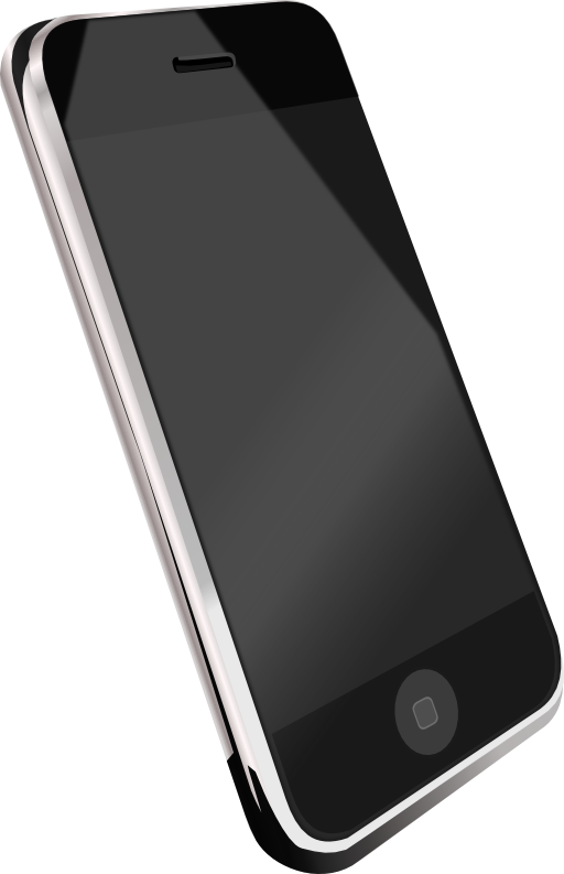 clip library download Modern Cell Phone Clipart