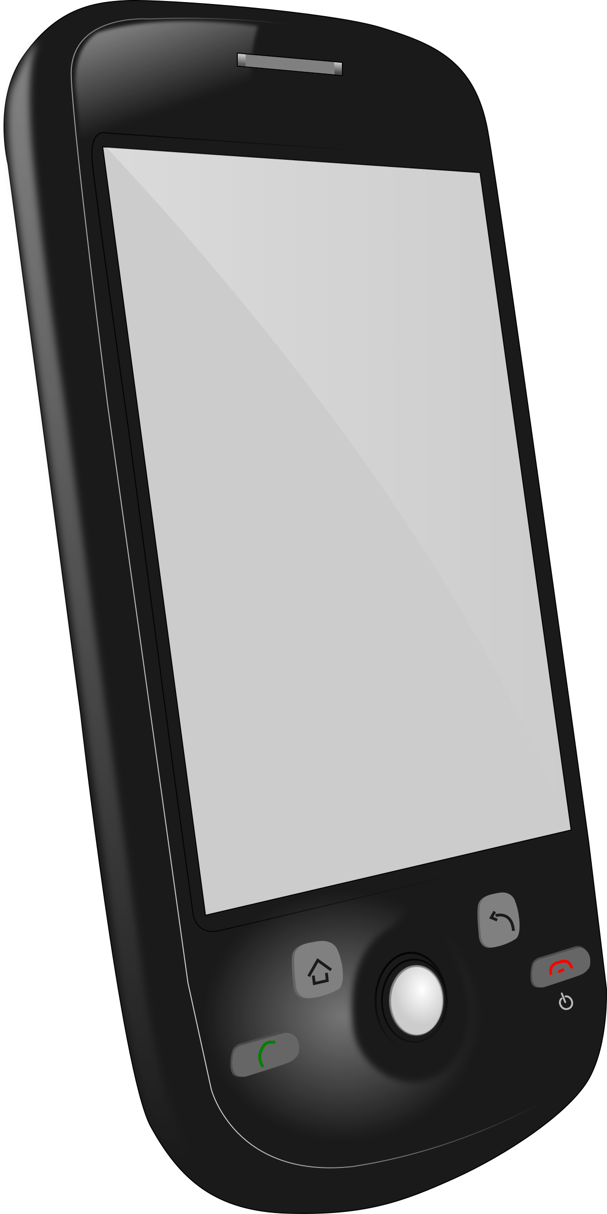 clipart royalty free stock Cell phone big image. Cellphone clipart mobile device.