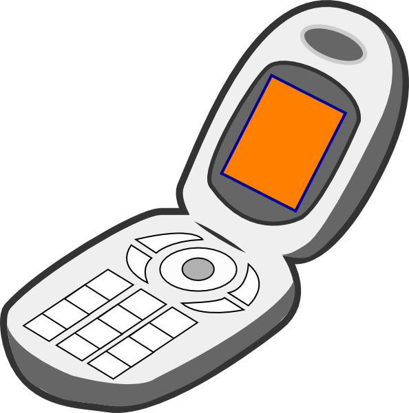 graphic freeuse download Cell Phone Of Cell Clipart