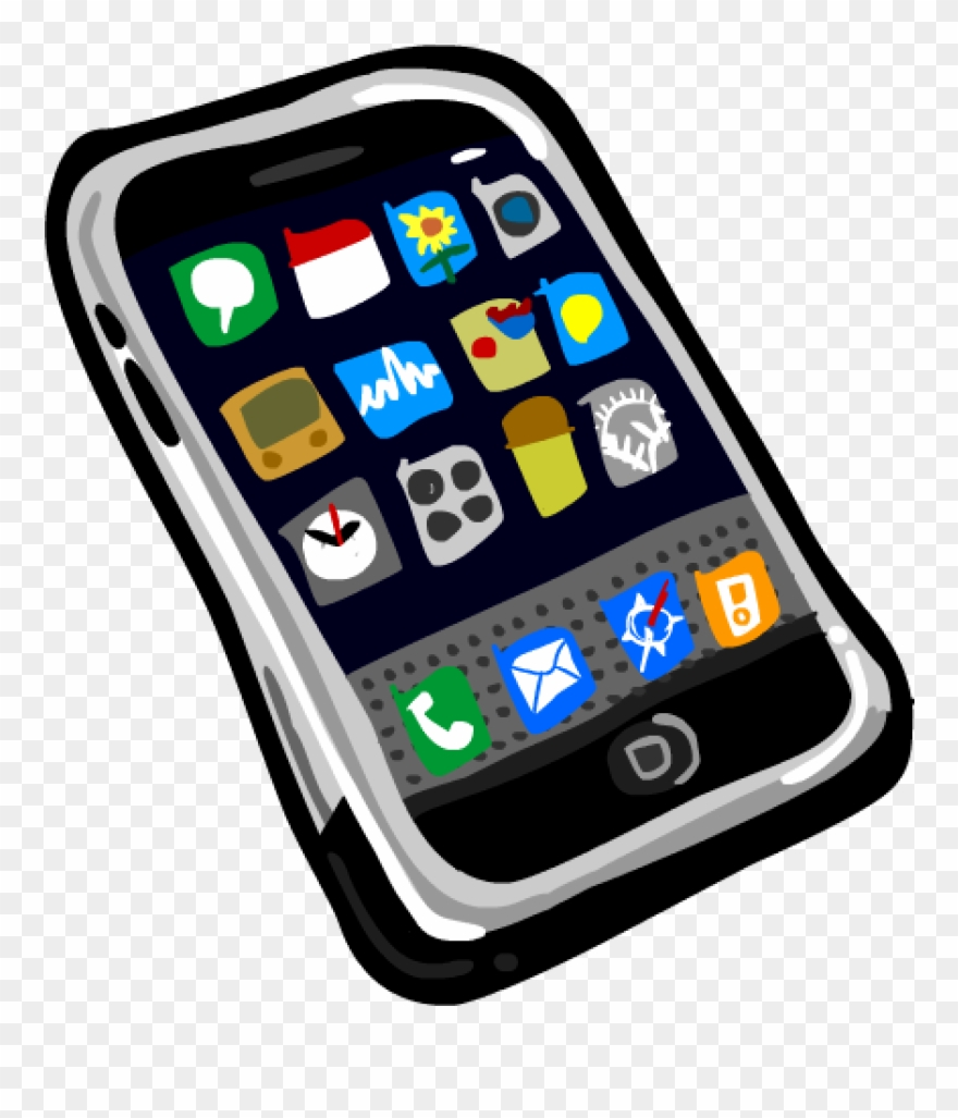 graphic black and white download Cells clipart cellular phone. Cell smart smartphone .