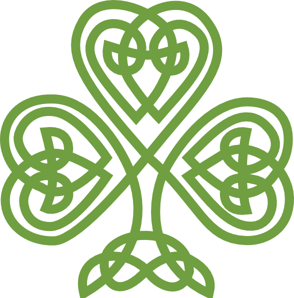 svg download Celtic clipart. Shamrock png transparentpng