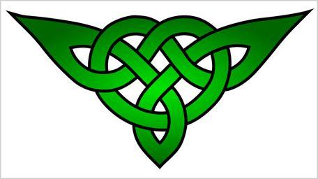 jpg black and white download Celtic clipart celtic symbol. Free knot download clip.