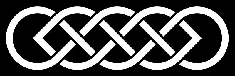 graphic transparent stock File knot basic edit. Celtic clipart line.