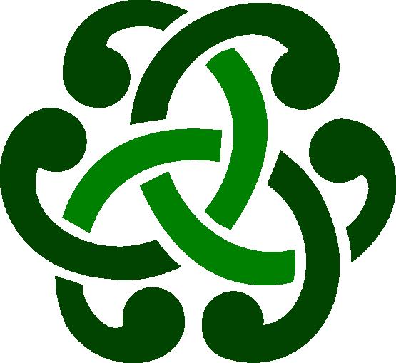 jpg black and white library Clipartist net clip art. Celtic clipart peace.