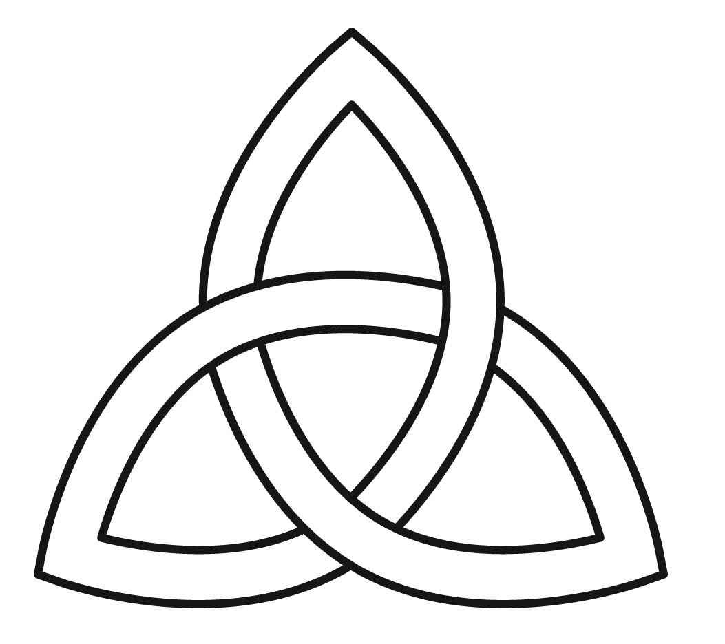 svg Celtic clipart trinity cross. Free cliparts download clip.