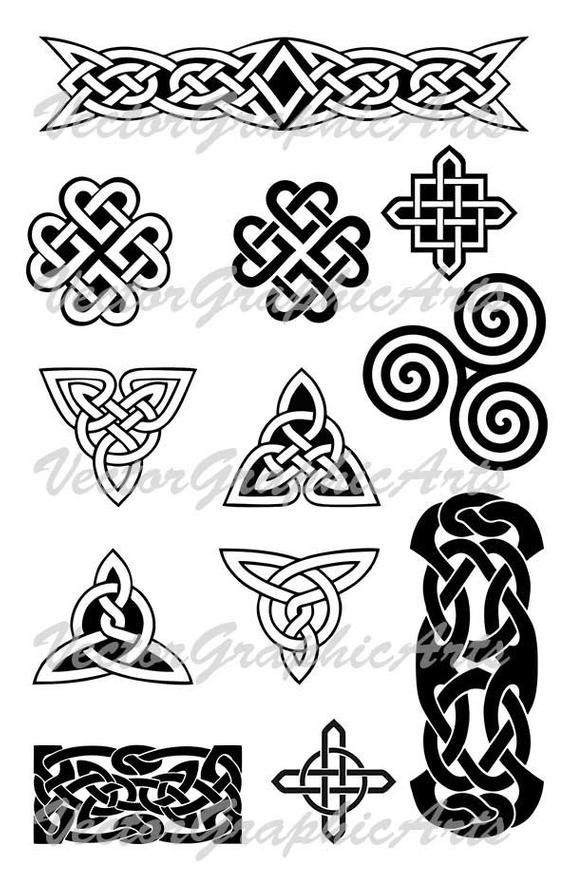 clipart royalty free download Celtic clipart vector. Ornament in files for.