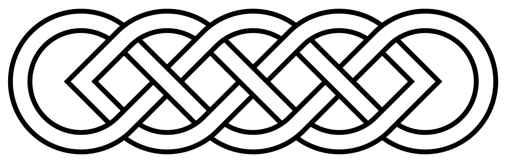 graphic library stock Datei knot basic svg. Celtic cross clipart black and white