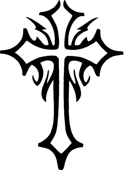 vector library download Celtic cross clipart black and white. Silver png transparentpng