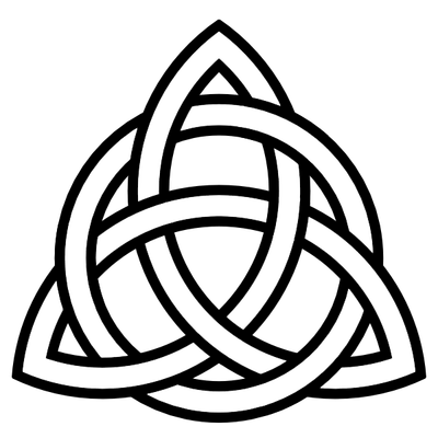 png royalty free Celtic Knot Simple Tattoo