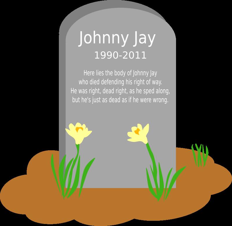 graphic transparent download Tombstone dead man free. Grave clipart gravestone