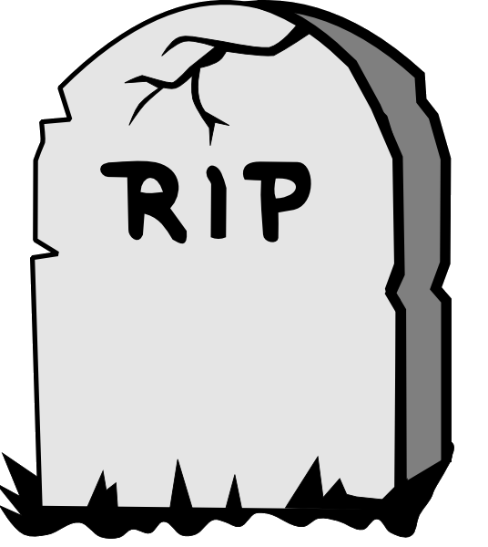 picture transparent library Cemetery clipart rip. Headstone grave clip art.