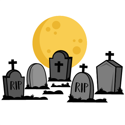 graphic royalty free download Cemetery clipart. Silhouette free on dumielauxepices.