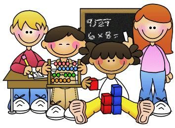 image royalty free library Center clip art stuff. Math clipart for kids