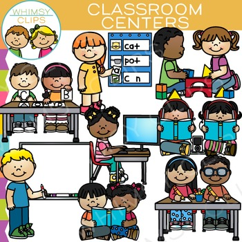 clip art library stock Center clipart classroom. Centers clip art one