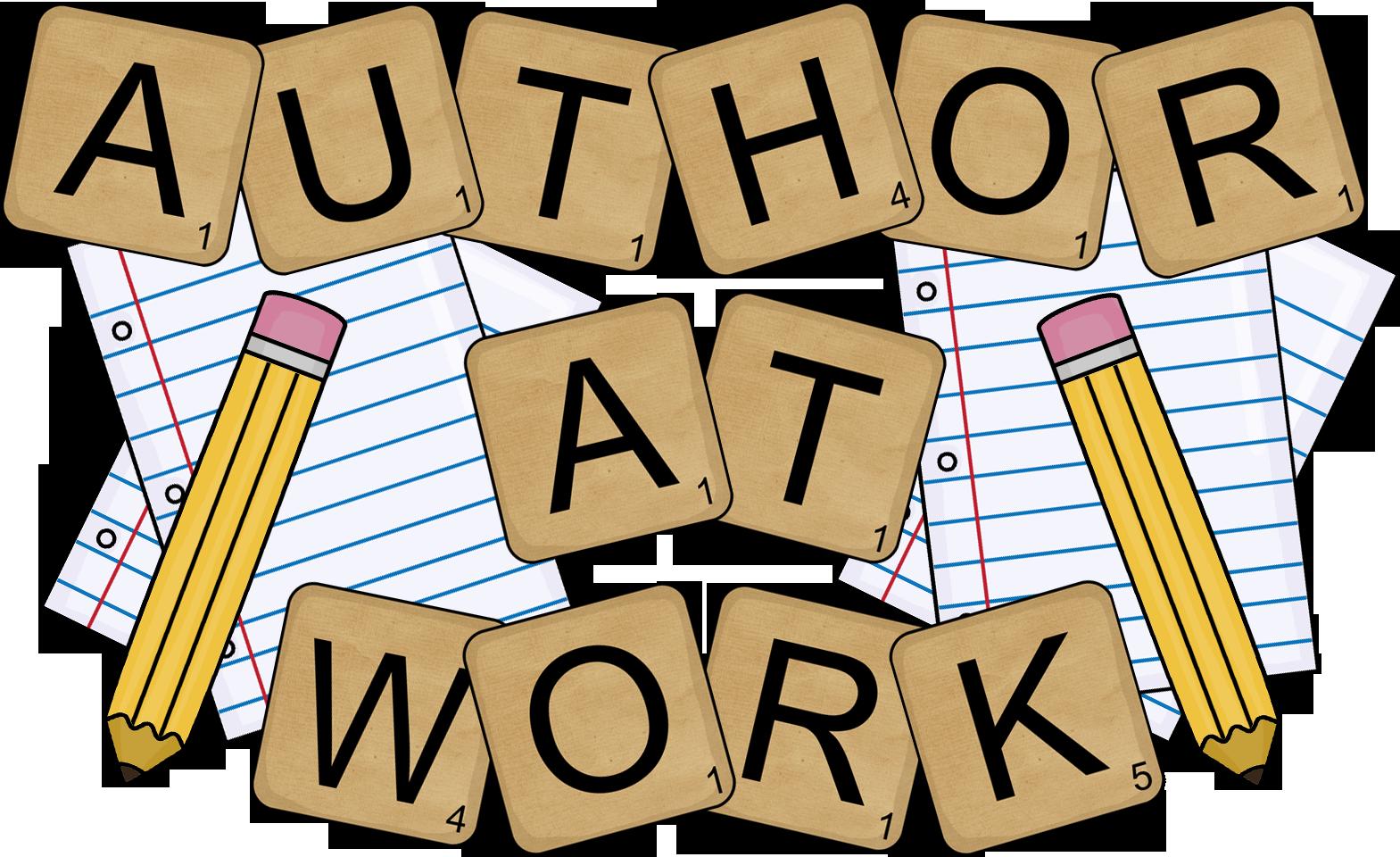 svg freeuse library Writer clipart written communication. Writing center clip art