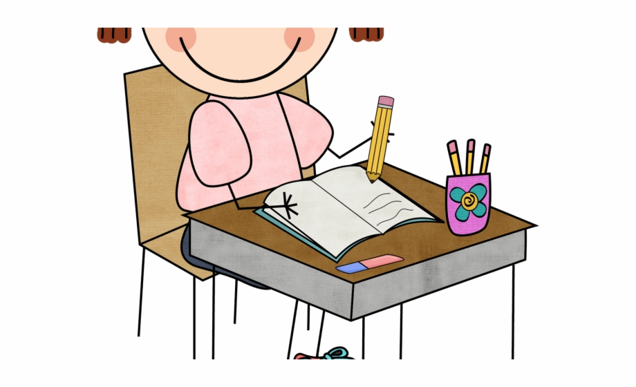 picture freeuse stock Writing center clipart. Kids free .