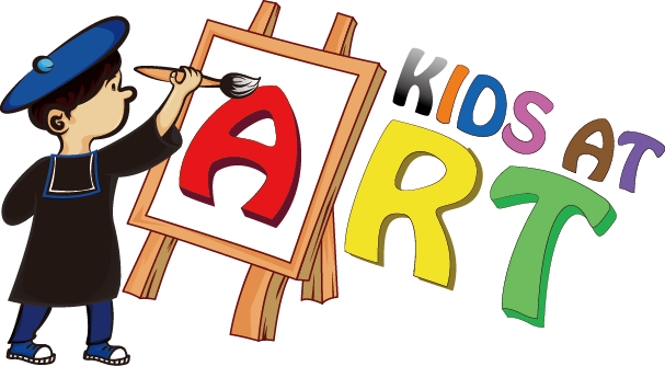 image transparent stock Center clipart painting. Kidsatart your kid s