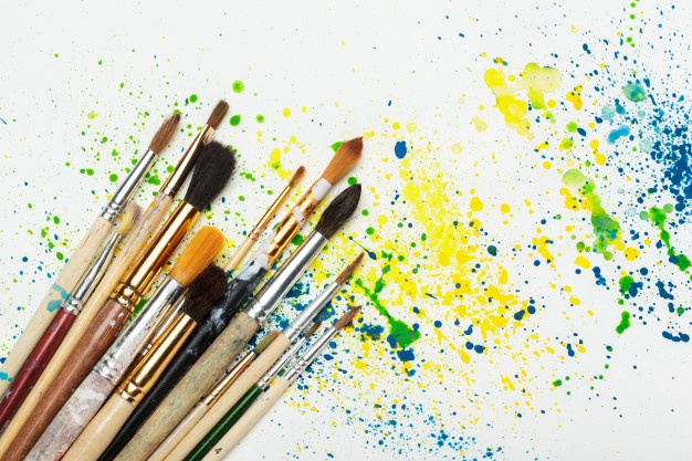 clip stock Center clipart painting. Paint vectors photos and