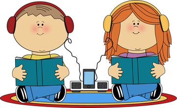 vector library stock Strategy ell strategies misconceptions. Centers clipart listening center.