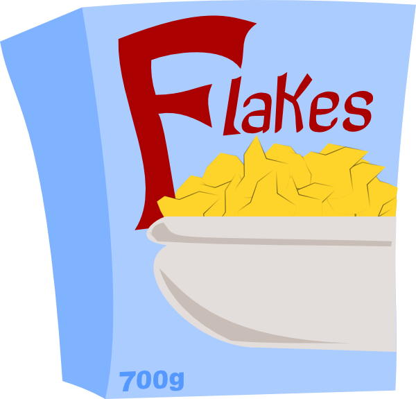 clipart free stock Cereal clipart. Flakes clip art at