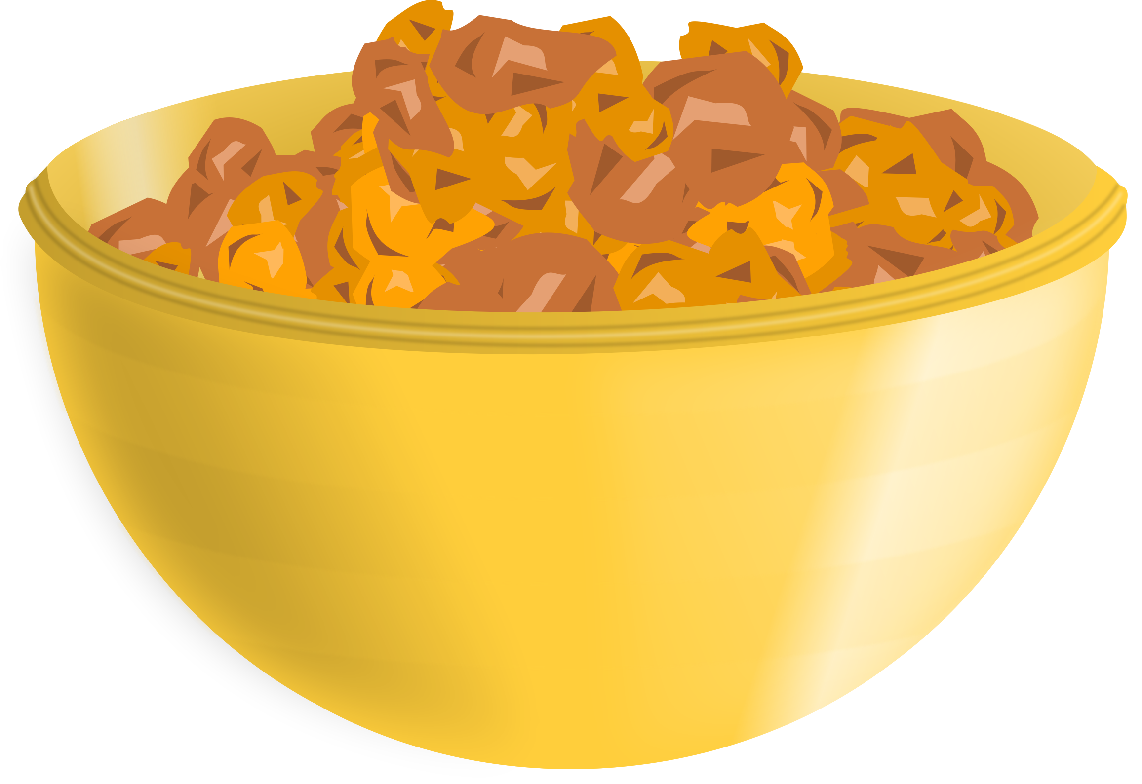 image stock Big bowl free on. Cereal clipart