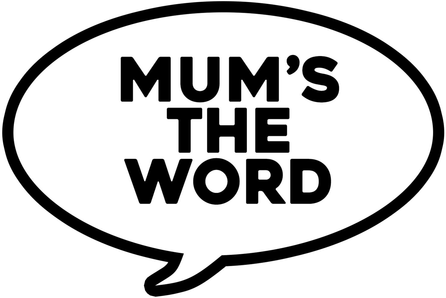 vector freeuse download Mum s the word. Cereal clipart breakfast club.