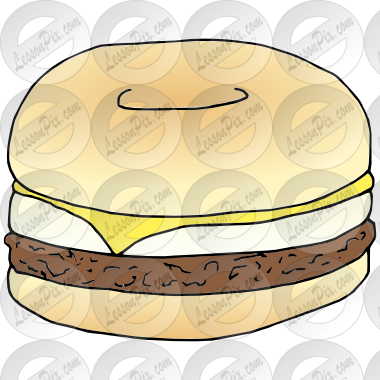 jpg black and white download Cereal clipart breakfast tray. Bagels cliparts free download.