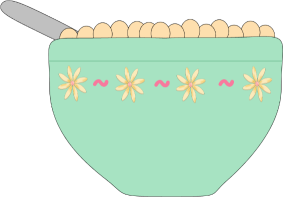 clip royalty free library Breakfast clip art images. Cereal clipart teacher.