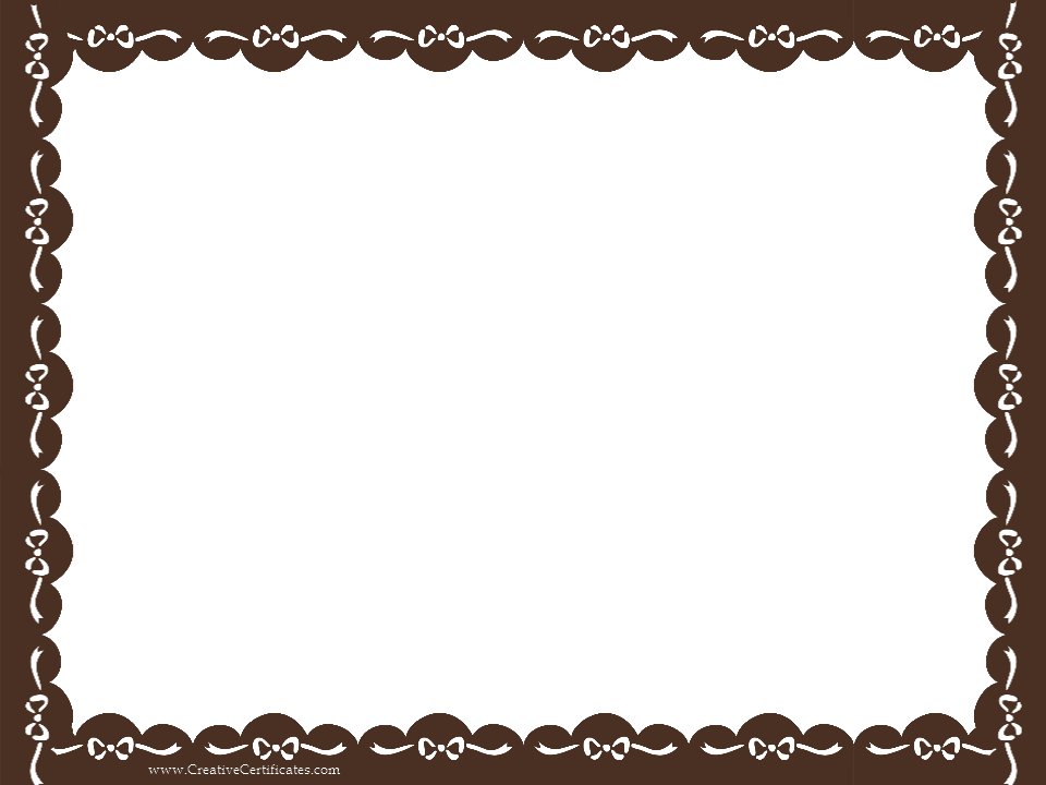 banner free Vector dividers certificate. Brown border png pinterest