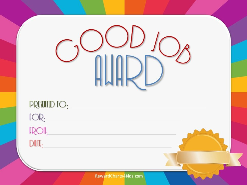 banner free download Certificate clipart job. Well done