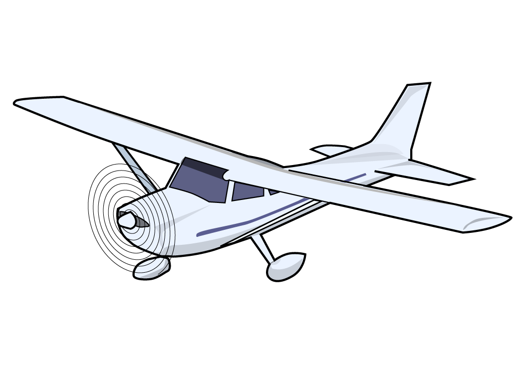 picture freeuse stock Airplane Cessna
