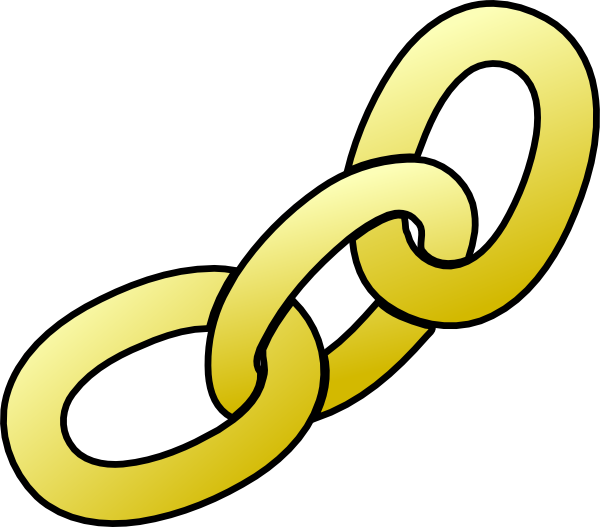 jpg royalty free stock Chain clipart.