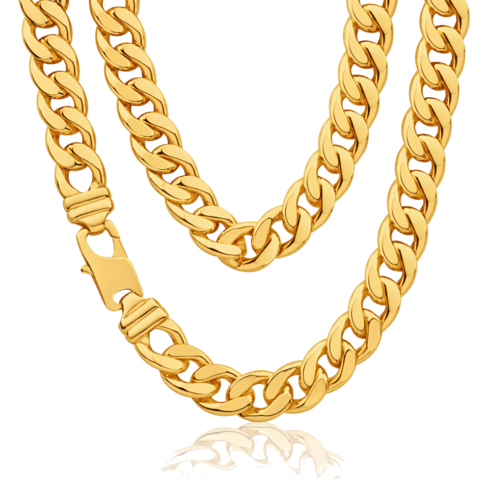 clip art royalty free Chain hd png transparent. Necklace vector gangster