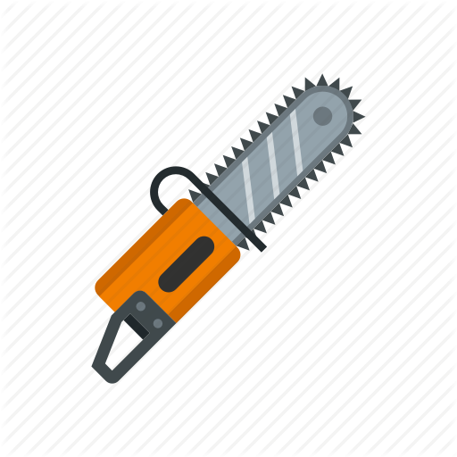 jpg transparent download Motosserra icon computer icons. Chainsaw clipart.