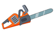 banner freeuse download Free tools clip art. Chainsaw clipart animated.