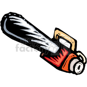 clip art transparent library Cartoon royalty free . Chainsaw clipart animated.