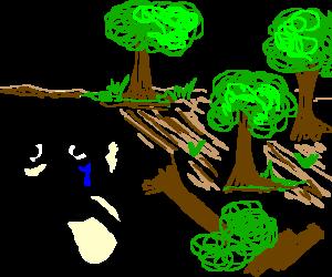 royalty free Deforestation Drawing at GetDrawings