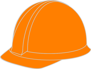 png library Orange hat clip art. Chainsaw clipart hard labor.