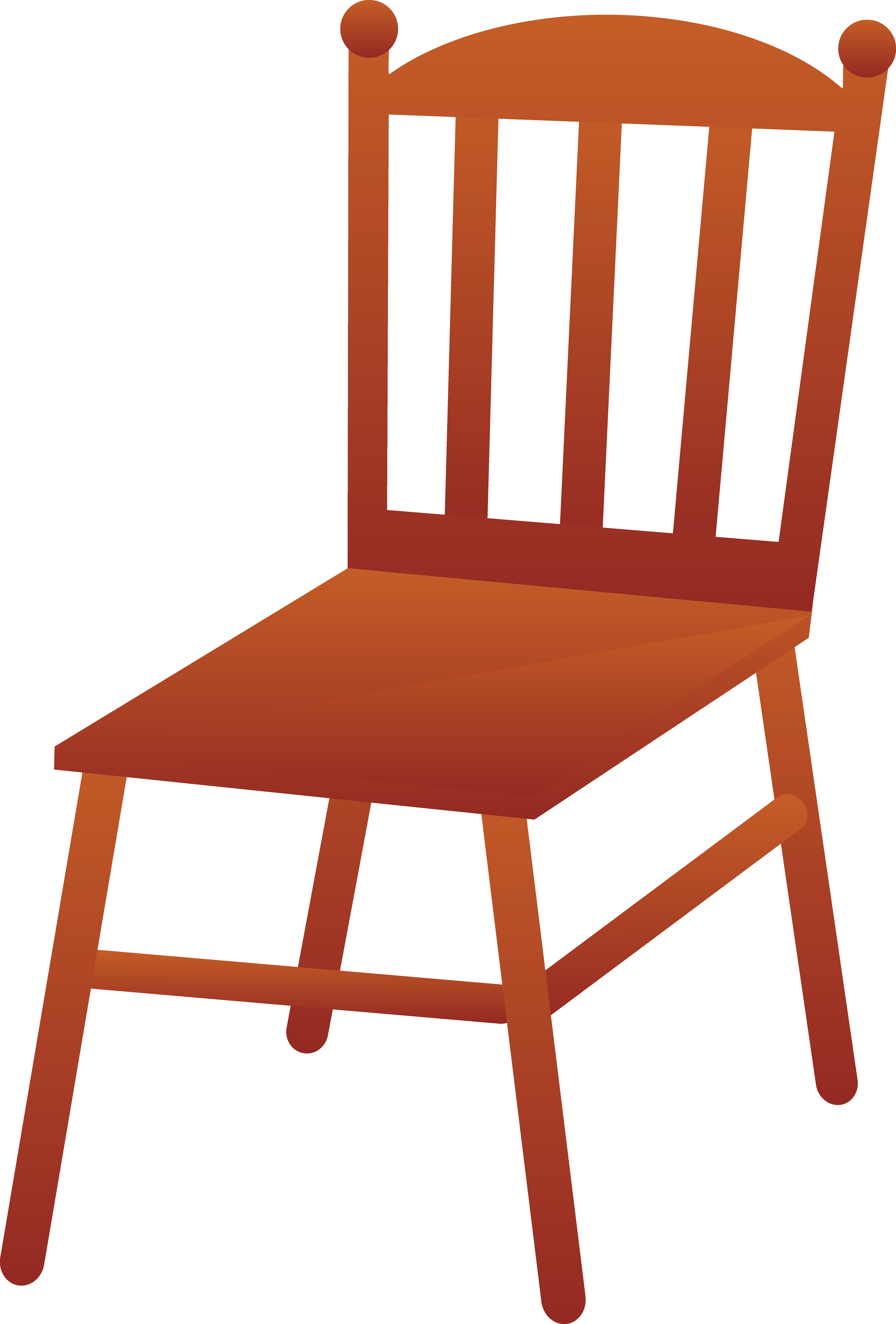 banner royalty free download Chair clipart black and white. Over the