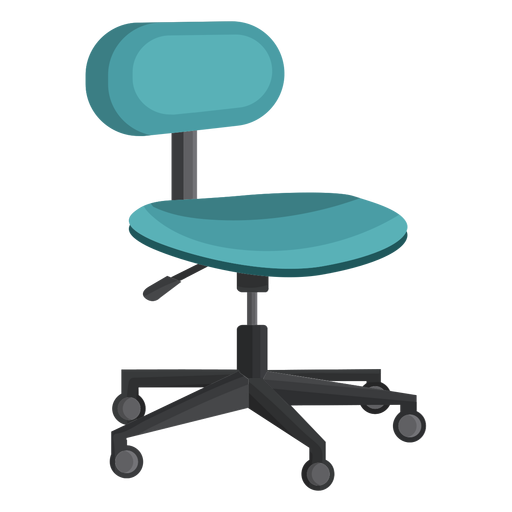 clip freeuse download Small office transparent png. Chair clipart