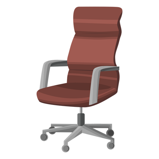 vector freeuse Chair clipart office chair. Swivel transparent png svg.