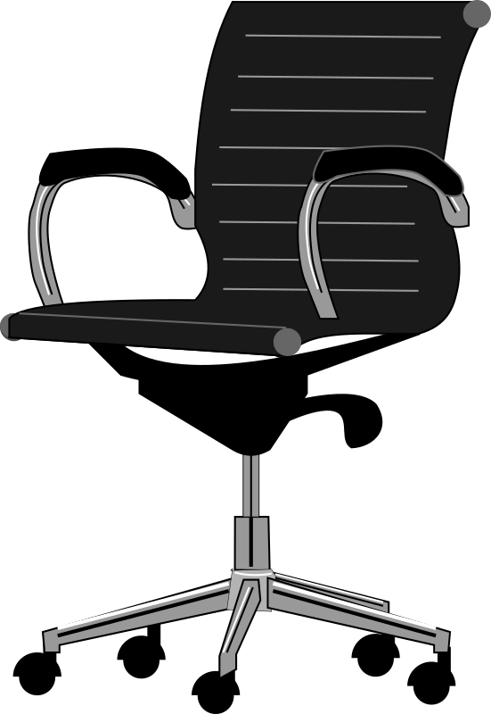 picture transparent Tall chairs for people. Chair clipart office chair.