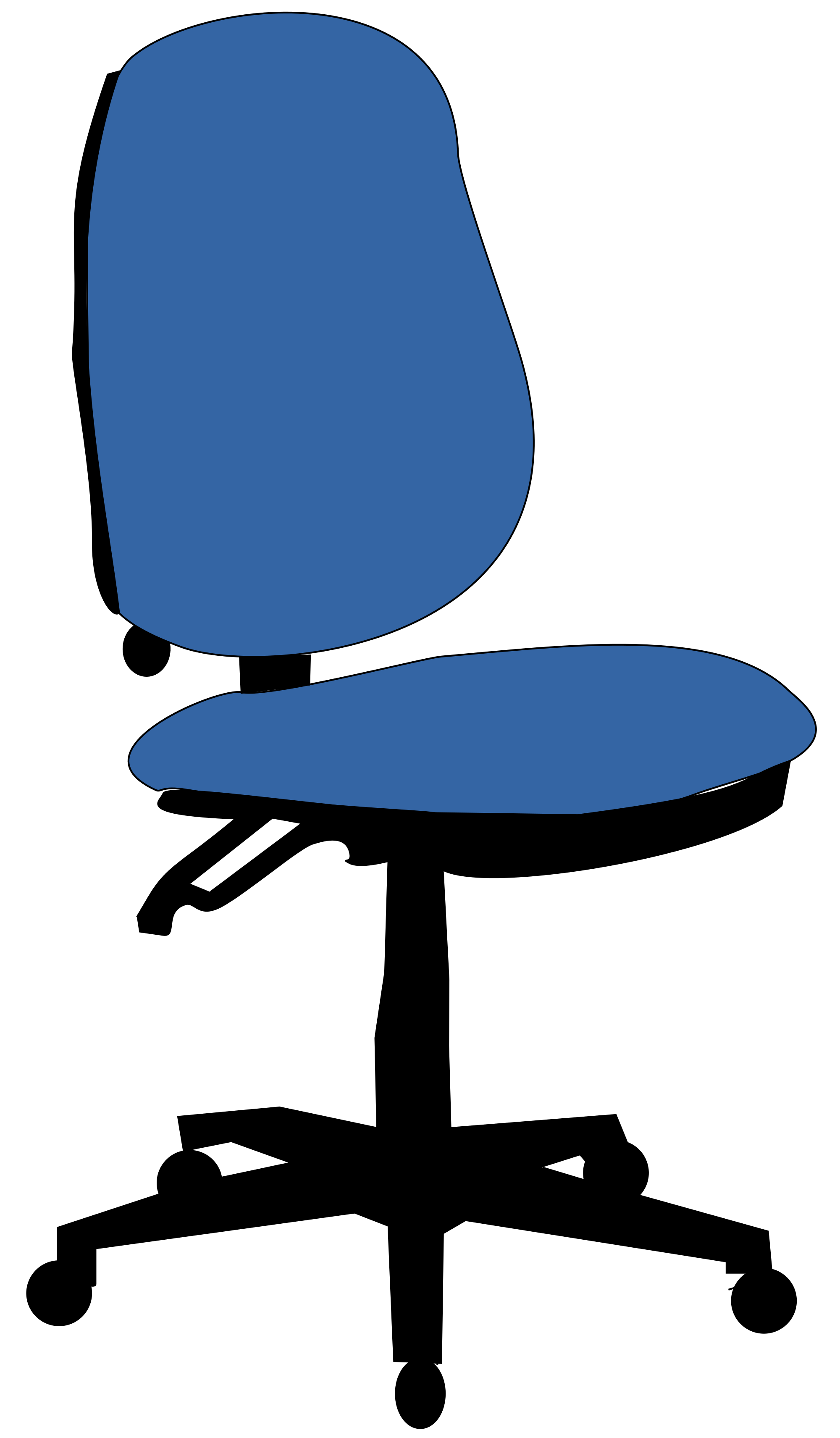 vector Chair clipart svg. File nuvola armless wikimedia.