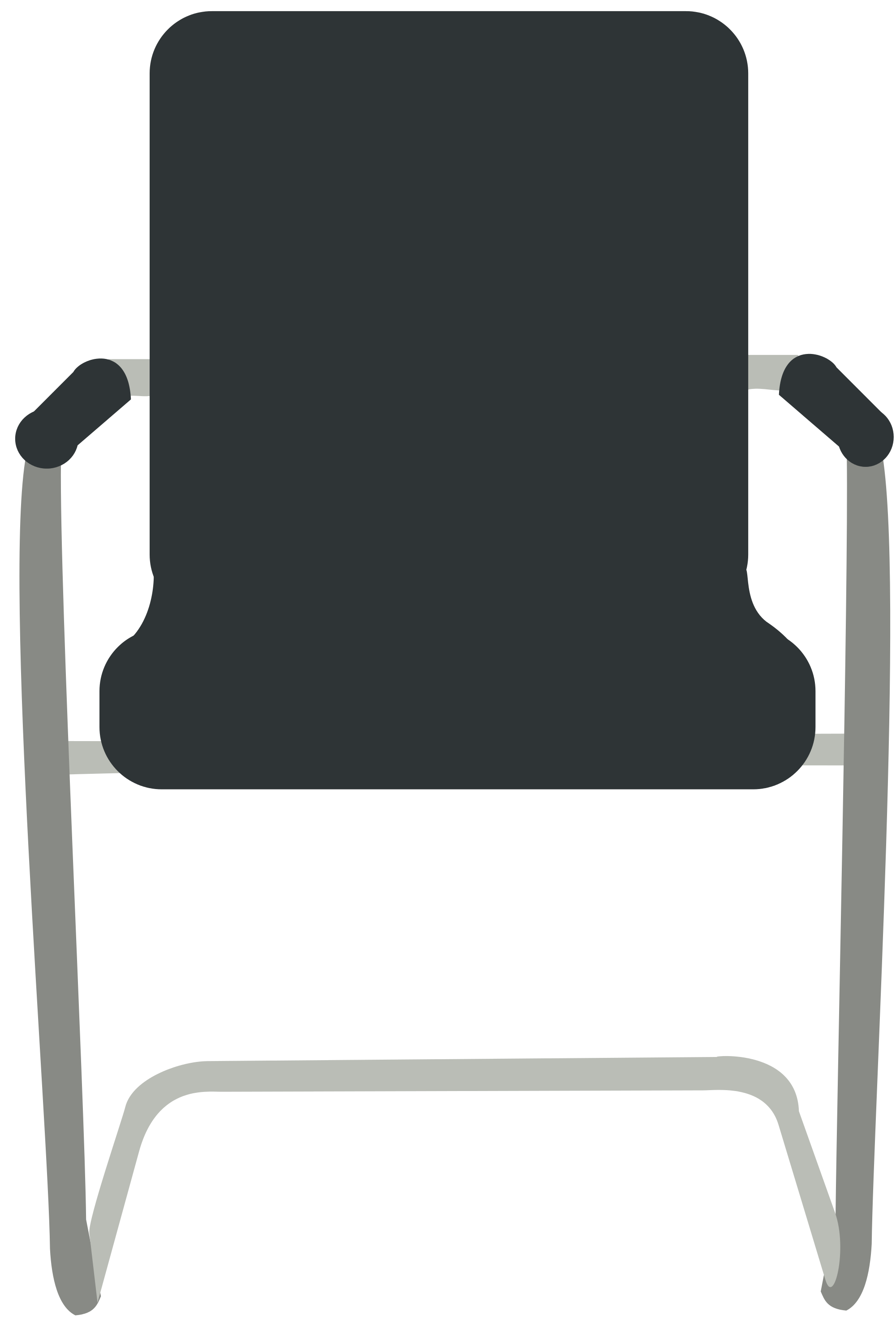 image transparent library Chair clipart svg. File desk wikimedia commons.