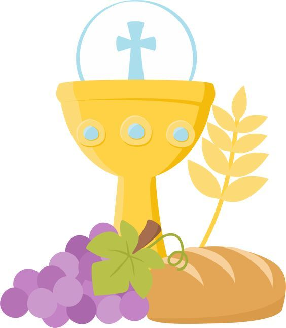 picture transparent library Chalice clipart first communion. .
