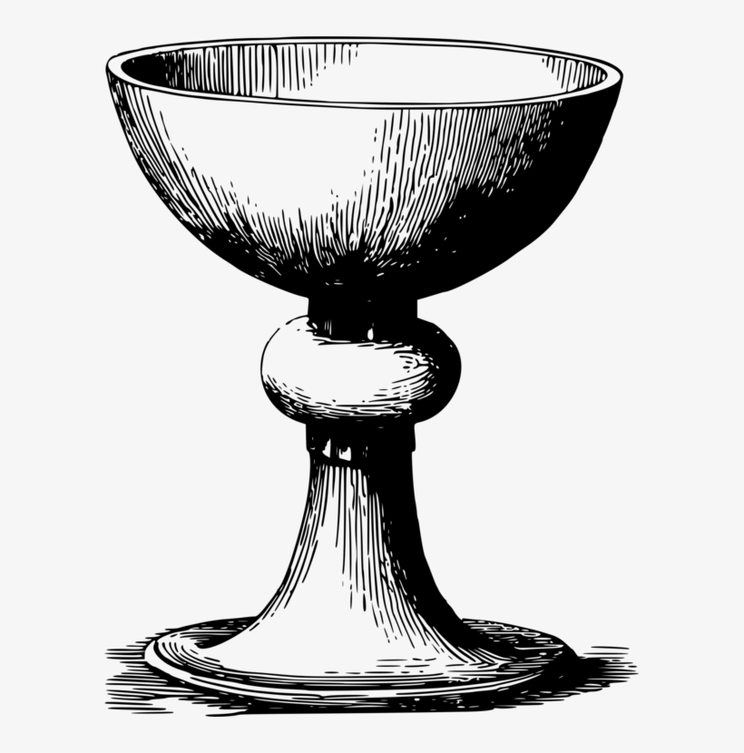 black and white stock Chalice clipart goblet. Cup drawing wine kiddush.