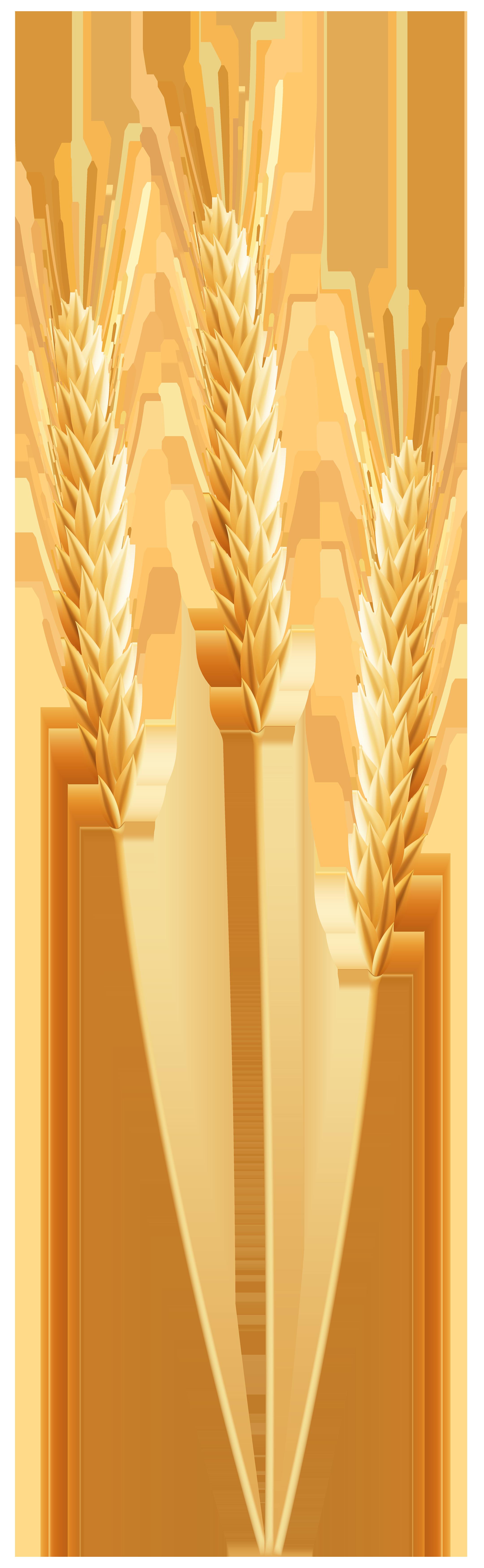 jpg free download Wheat bundle clipart. Png clip art image