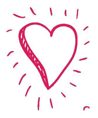 picture transparent download Set of doodles on. Chalk clipart heart.
