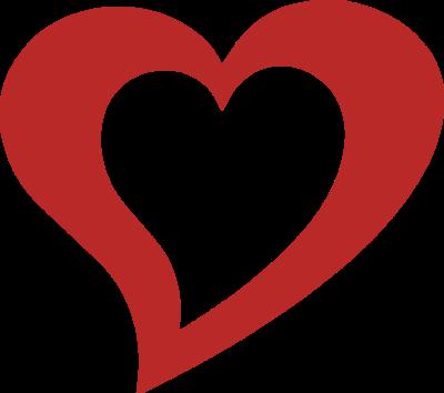 clip art free download Chalk clipart heart. Shape panda free images.